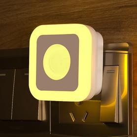 小夜灯插电LED光控节能灯