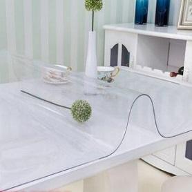 pvc桌布防水餐桌垫防烫防油免洗塑料透明长方形台布软玻璃茶几垫
