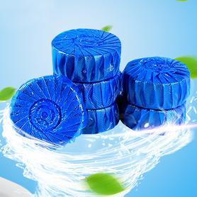 【30枚】清香型洁厕灵蓝泡泡