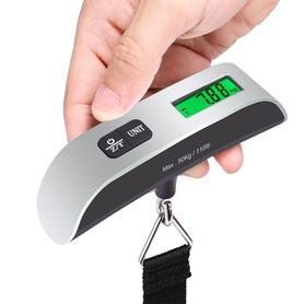 弹簧秤手提迷你电子秤50kg
