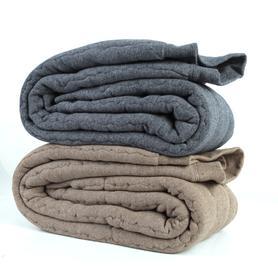 驼绒棉裤男女士冬季加绒羊毛裤