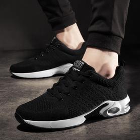 春季男鞋运动鞋气垫跑步鞋