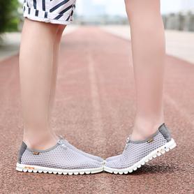 男女网鞋懒人鞋
