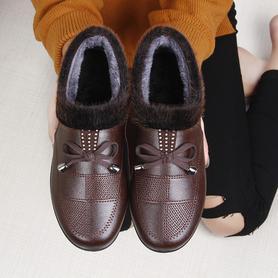 冬季老北京布鞋女妈妈棉鞋