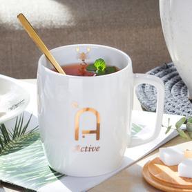 创意陶瓷咖啡牛奶杯