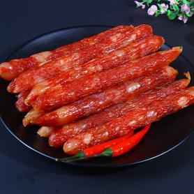 广式风味微甜纯肉腊肠500g