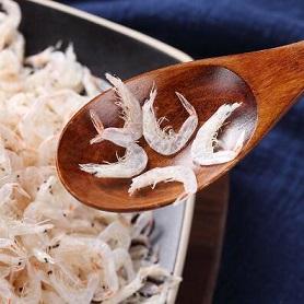 福建霞浦特产淡干虾皮无盐 虾米仁即食干货虾米补钙海米海鲜小吃