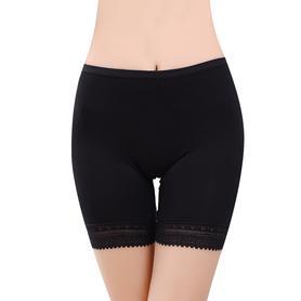 4条装莫代尔平角裤女