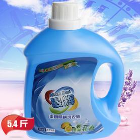 清洁护理除菌去污洗衣液5.4斤