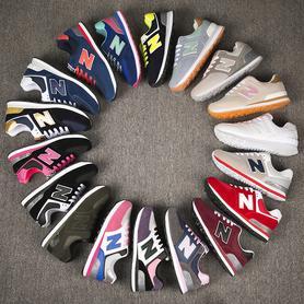 春夏季百伦女鞋新款女式运动鞋