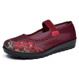 秋季老北京布鞋老人女鞋