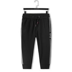 运动短裤男士迷彩七分裤