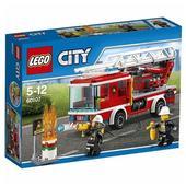 LEGO乐高  城市系列 60107云梯消防车